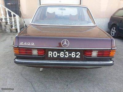 usado Mercedes 240 123