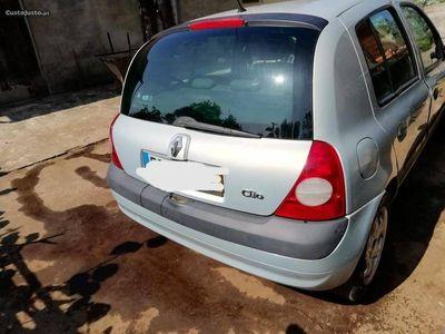 usado Renault Clio B-clio