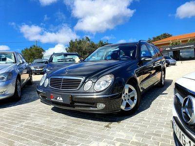 usado Mercedes E220 Avantgard - Nacional