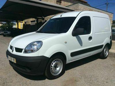 usado Renault Kangoo 1.5 DCI C. A/C