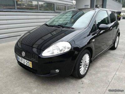 usado Fiat Grande Punto 1.3 CDTI 90 CV