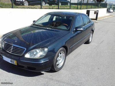 usado Mercedes S320 Selo barato CDI
