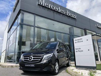 usado Mercedes V250 ClasseD AVANTGARDSTANDARD 2018