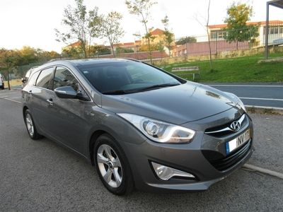 usado Hyundai i40 SW 1.7 CRDi Style (136cv) (5p)