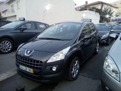 usado Peugeot 3008 1.6 hdi exclusive