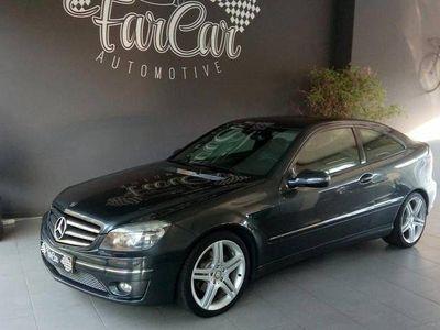 usado Mercedes CLC220 CDI SPORT COUPÉ