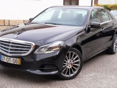 usado Mercedes E220 CDI Avantgarde Nacional