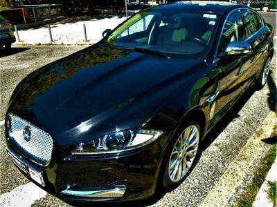 usado Jaguar XF 2.2 D Premium