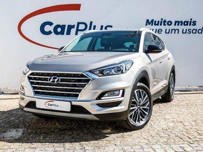 usado Hyundai Tucson 1.6 CRDi MY19 Premium + Pack Pele 2018