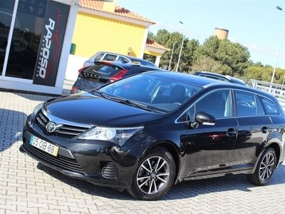 used Toyota Avensis SW 2.0 D-4D Comfort (124cv) (5p)