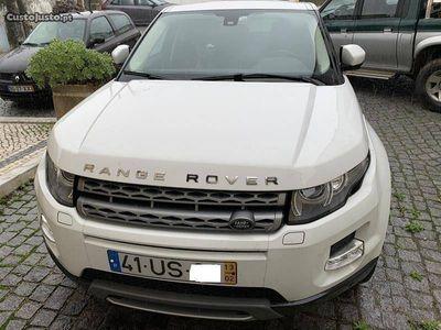 usado Land Rover Range Rover evoque ED4