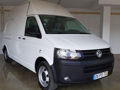 usado VW Transporter 2.0 TDI 140 CV T/ELEVADO
