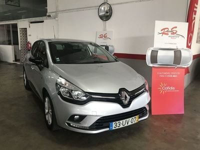 usado Renault Clio 0.9 TCE Limited