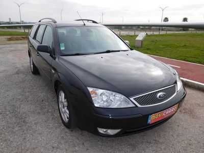 usado Ford Mondeo SW 2.0 TDCi Ghia