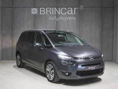 käytetty Citroën Grand C4 Picasso 2.0 BlueHDi Exclusive