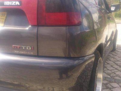 usado Seat Ibiza Gttdi 110cv - 98