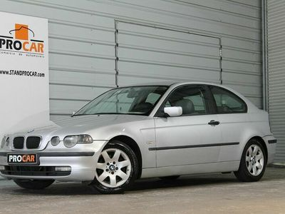 usado BMW 320 TD Compact Automático