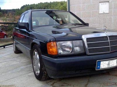 gebraucht Mercedes 190 2000D