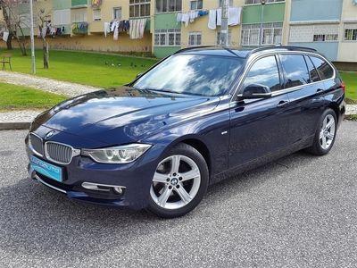 usado BMW 320 Série 3 d Touring Line Modern (184cv) (5p)