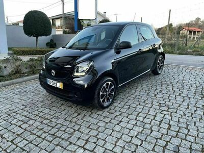 usado Smart ForFour 0.9 Passion 90 Aut.