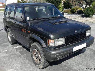 usado Opel Monterey 3.0
