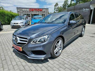 usado Mercedes E220 Cdi AMG AUTO