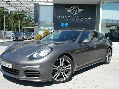 usado Porsche Panamera Edition