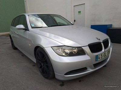 usado BMW 320 D pack M 160 P/MES