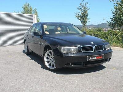 usado BMW 730 D Nacional
