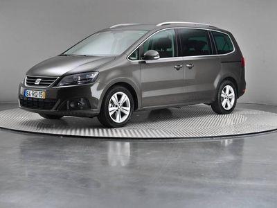 usado Seat Alhambra 2.0 TDi Style Advanced