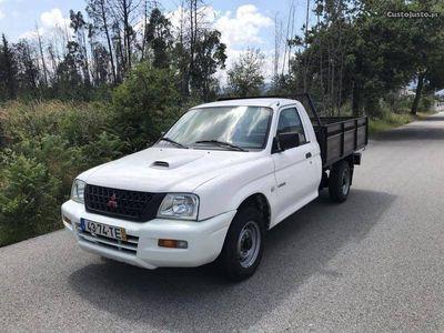 usado Mitsubishi L200 2.5 Turbo