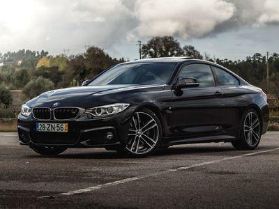 usado BMW 420 d PACK M Performance 2016