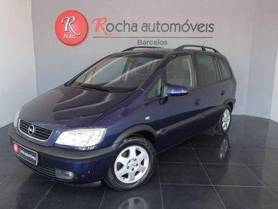 "usado Opel Zafira 1.6 Elegance 7 lugares ""Impecável"""