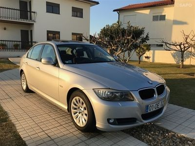 usado BMW 318 d Navigation