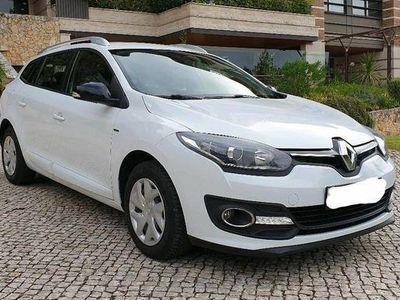 usado Renault Mégane 1.5 dCi Sport Tourer Limited