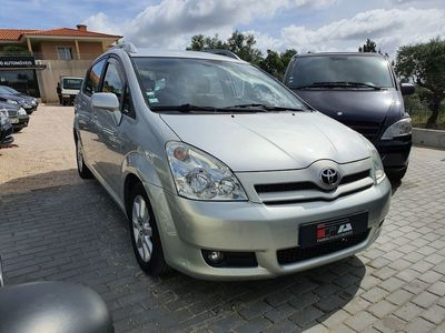 usado Toyota Corolla Verso - 7 Lugares