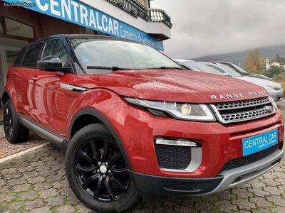 usado Land Rover Range Rover evoque 2.0 2WD ECAPABILITY