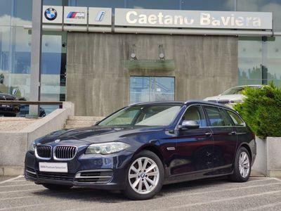 usado BMW 520 Serie 5 d Auto Touring GPS 2014