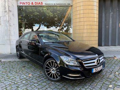 usado Mercedes CLS250 CDI BlueEfficiency Auto