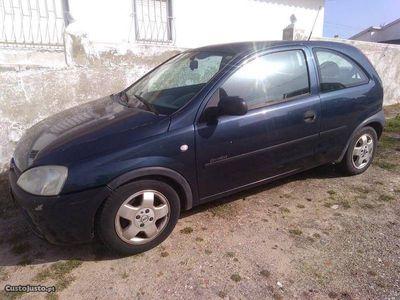 usado Opel Corsa 1.7 Dti C 5 lugares