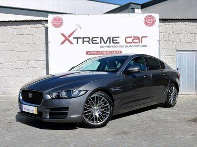usado Jaguar XE 2.0 D Prestige Automático