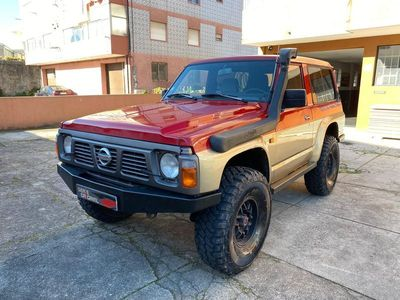 usado Nissan Patrol GR 2.8TD
