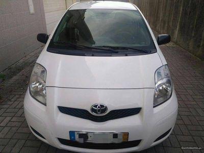 brugt Toyota Yaris sport