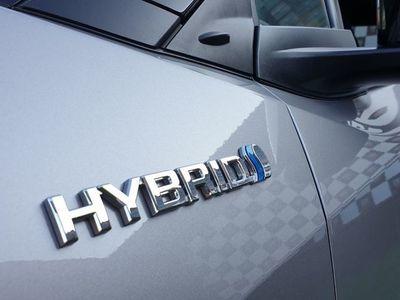 usado Toyota C-HR 1.8 HYBIRD