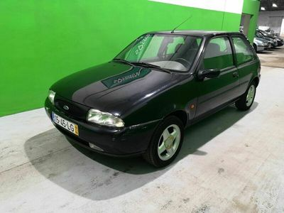 usado Ford Fiesta 1.2