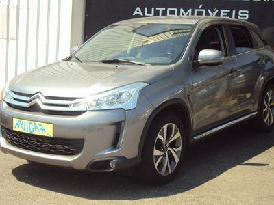 usado Citroën C4 Aircross 1.6 HDI Tendance 115cv
