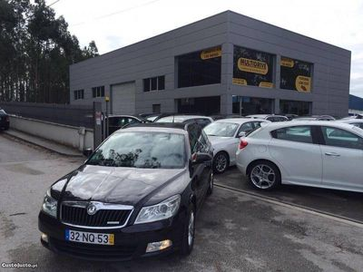 usado Skoda Octavia break 1.6 tdi -