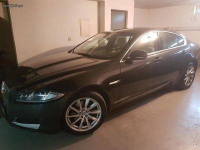 usado Jaguar XF Premium Luxury