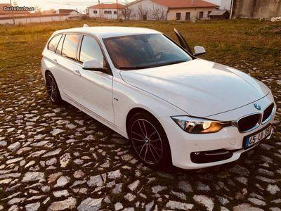 usado BMW 320 D Touring Sport Line