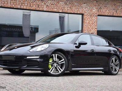 usado Porsche Panamera S E-Hybrid E- Plug-In